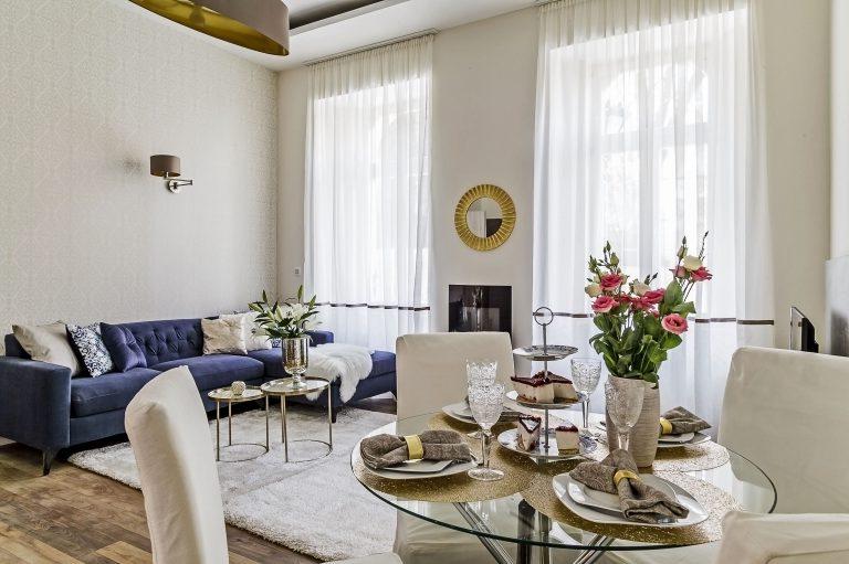 Luxuslakás az 5. kerület szívében – Veres Pálné utca